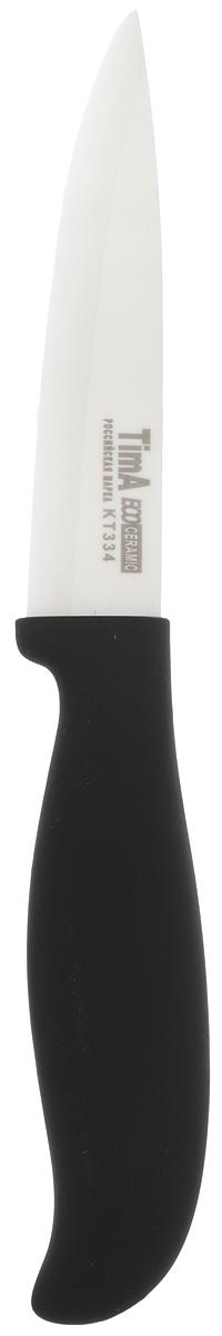 """Нож универсальный TimA """"Bis"""", керамический, длина лезвия 10 см"""