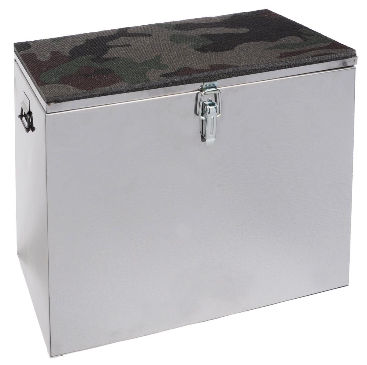 Ящик рыболова Рост, 40 см х 19 см х 29 см. 2447