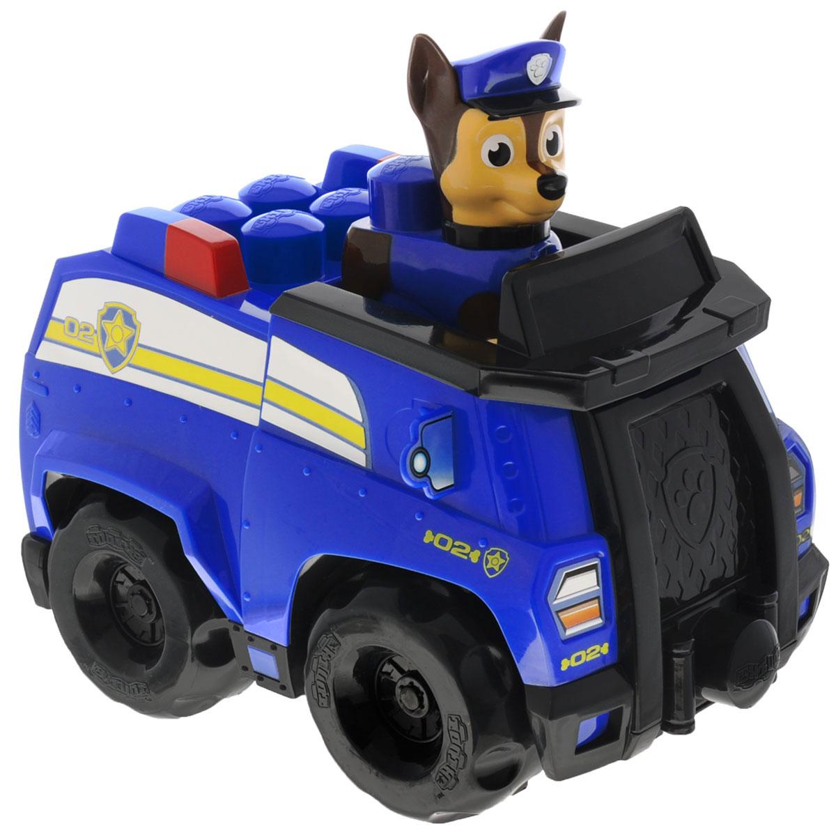 Paw Patrol Конструктор Полицейский патруль Чейза конструктор paw patrol полицейский патруль
