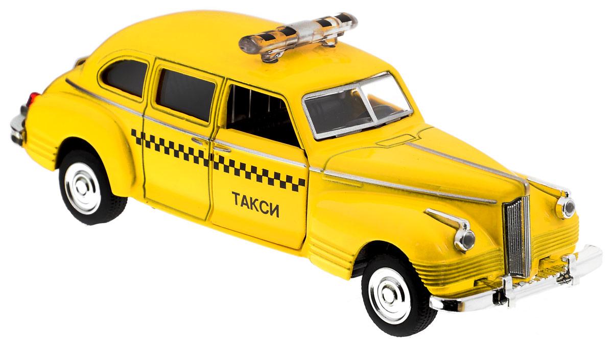 Play Smart Машинка инерционная ЗИС-110 Такси play smart зис 110 арт 6406e