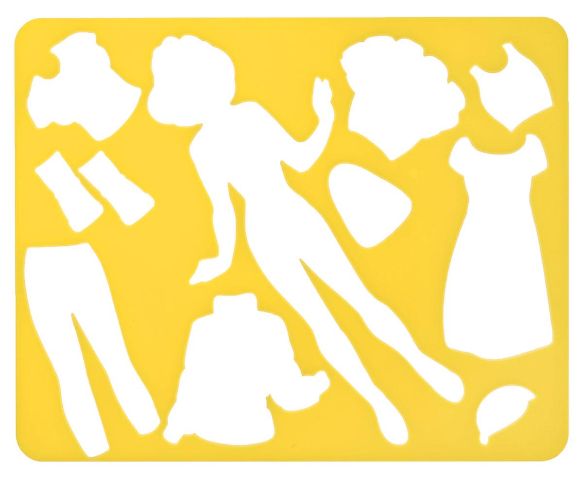 Луч Трафарет прорезной Катин гардероб цвет желтый луч стакан непроливайка для рисования цвет оранжевый
