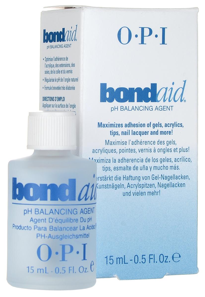 цена на OPI Средство для ногтей Bond-Aid, восстанавливающее pH-баланс, 15 мл