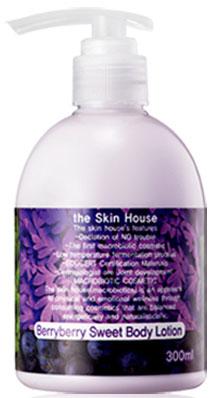 THE SKIN HOUSE Лосьон для тела с экстрактом ягод BODY/HAIR, 300 мл