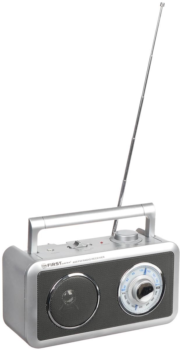 Радиоприемник First FA-1905 Silver цена
