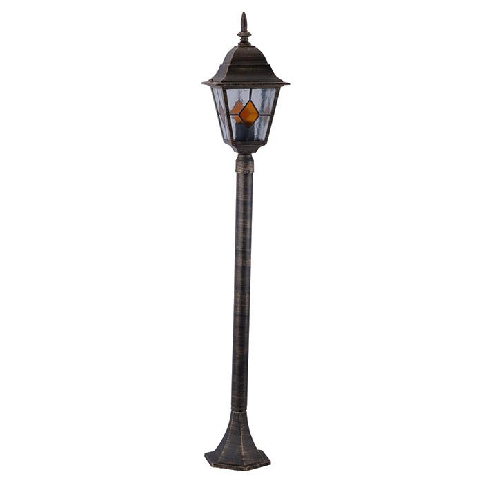 Светильник уличный Arte Lamp Berlin A1016PA-1BN цена