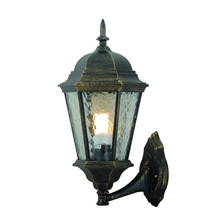 Светильник уличный Arte Lamp Genova. A1201AL-1BN уличный настенный светильник arte lamp genova a1201al 1bn