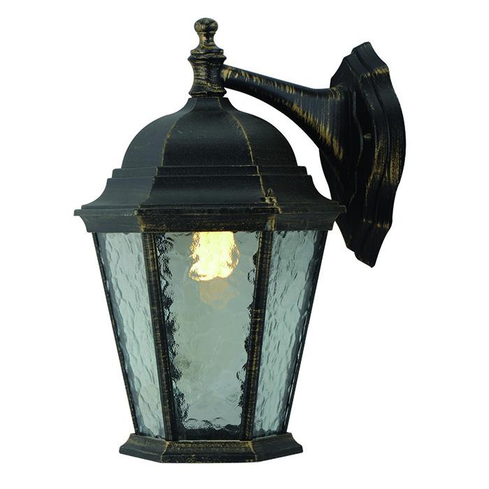 Светильник уличный Arte Lamp Genova. A1202AL-1BN уличный настенный светильник arte lamp genova a1202al 1bn
