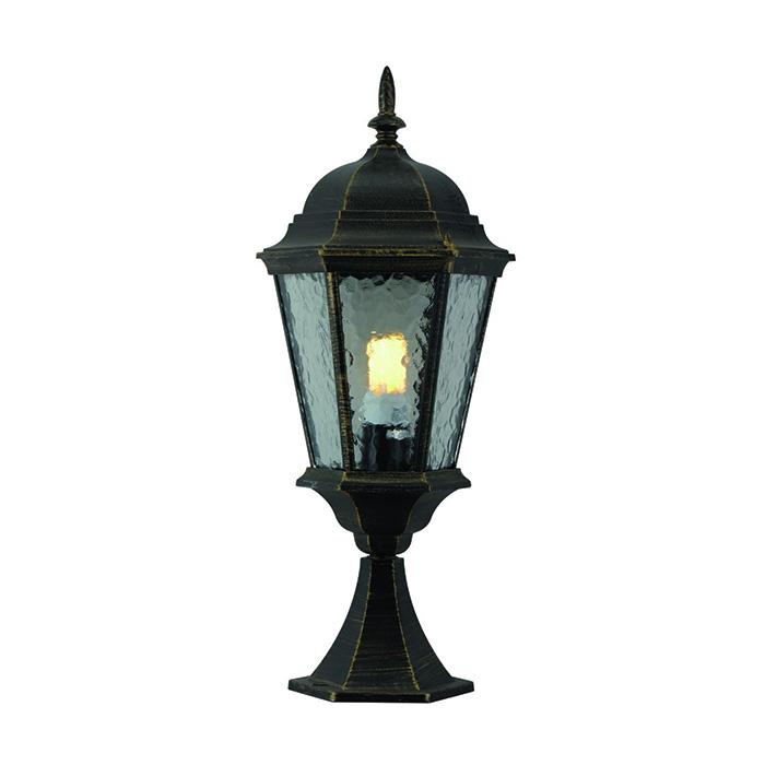 Светильник уличный Arte Lamp Genova. A1204FN-1BN светильник уличный arte lamp genova a1205so 1bn