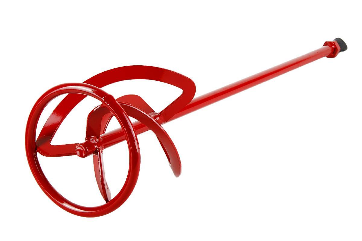 Венчик для миксера Hammer Flex 221-008 MX-AC 140 х 600 мм для смешив. краски, окрашенный ПОД РЕЗЬБУ венчик для миксера hammer flex 221 008 mx ac 140 х 600 мм для смешив краски окрашенный под резьбу