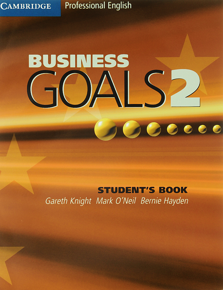 Business Goals 2: Student's Book speed controller 50a bec for brushless motors on r c helicopters