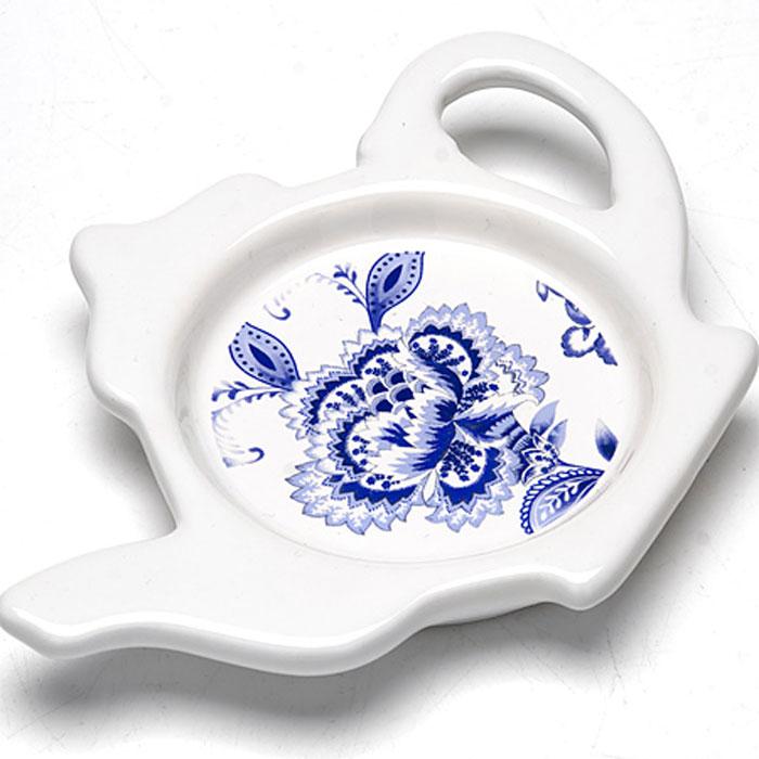 """Подставка для чайных пакетиков """"Loraine"""", 12,4 см. 24814"""