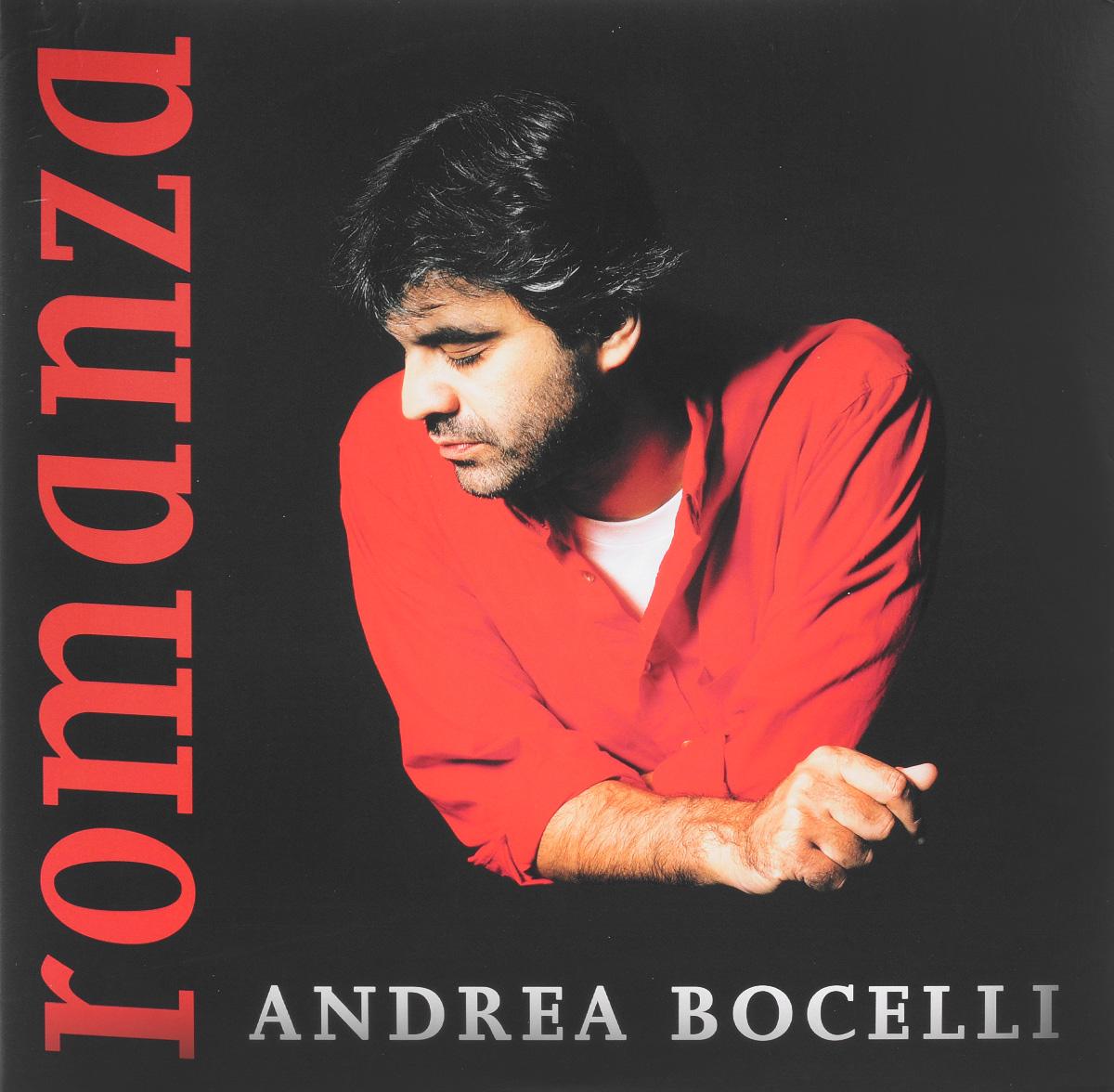 Андреа Бочелли Andrea Bocelli. Romanza (2 LP) все цены