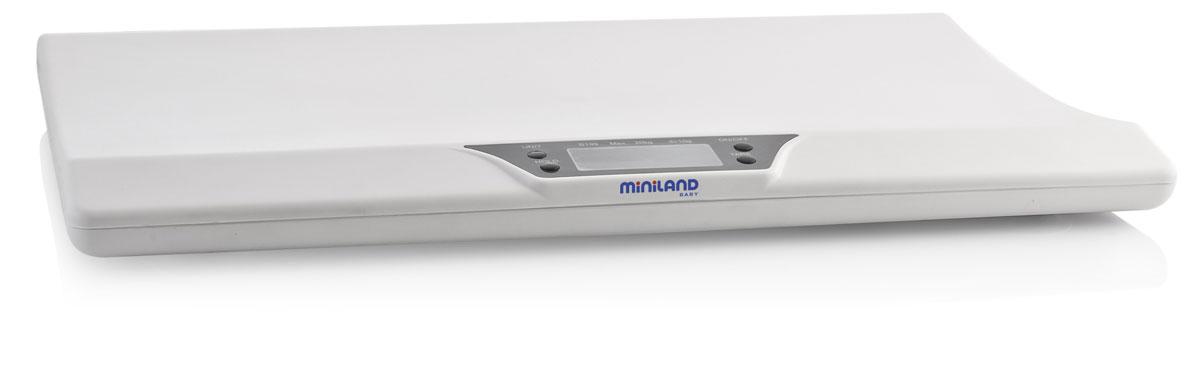 Miniland Emyscale электронные весы цена