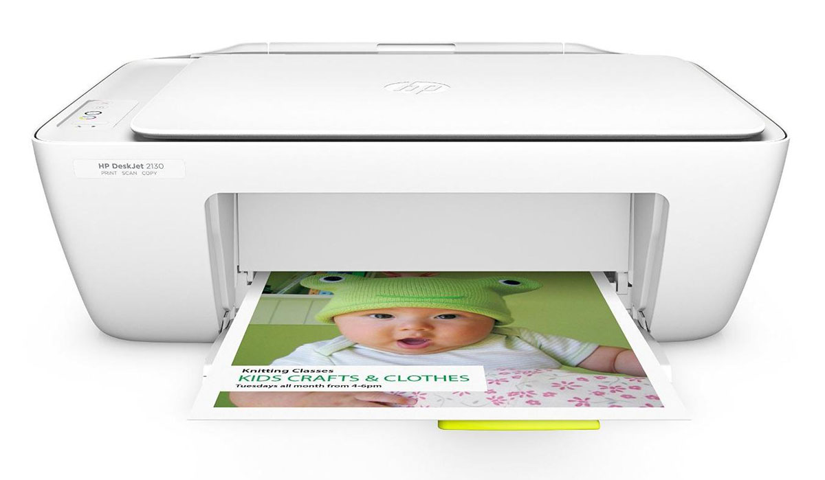 МФУ HP DeskJet 2130 All-in-One (K7N77C)