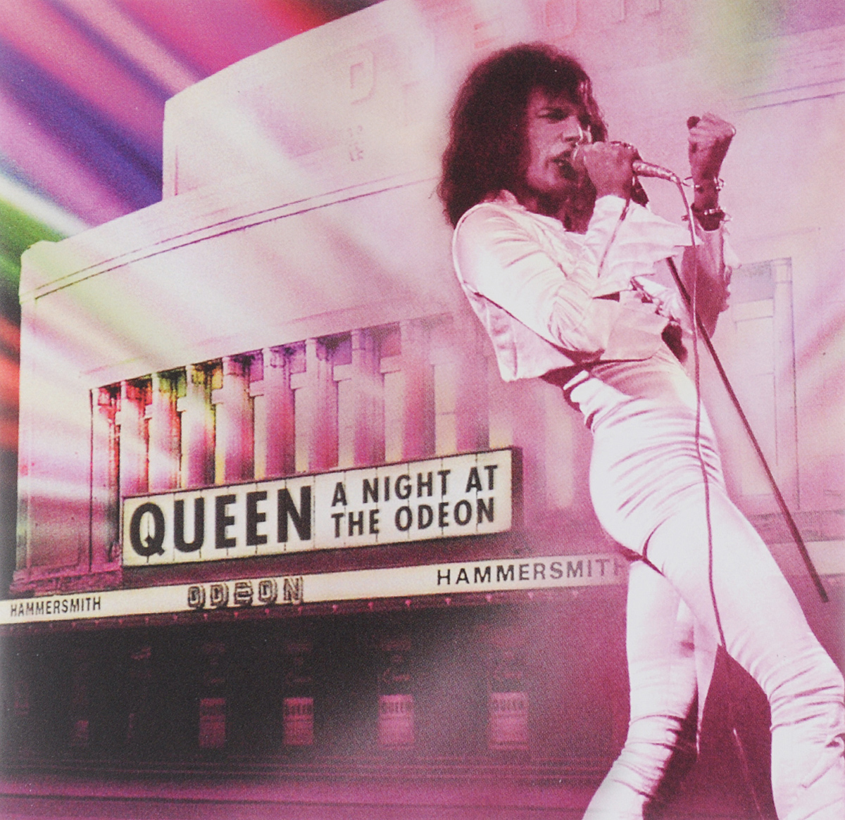 Queen Queen. A Night At The Odeon alexandra okatova the queen of the night