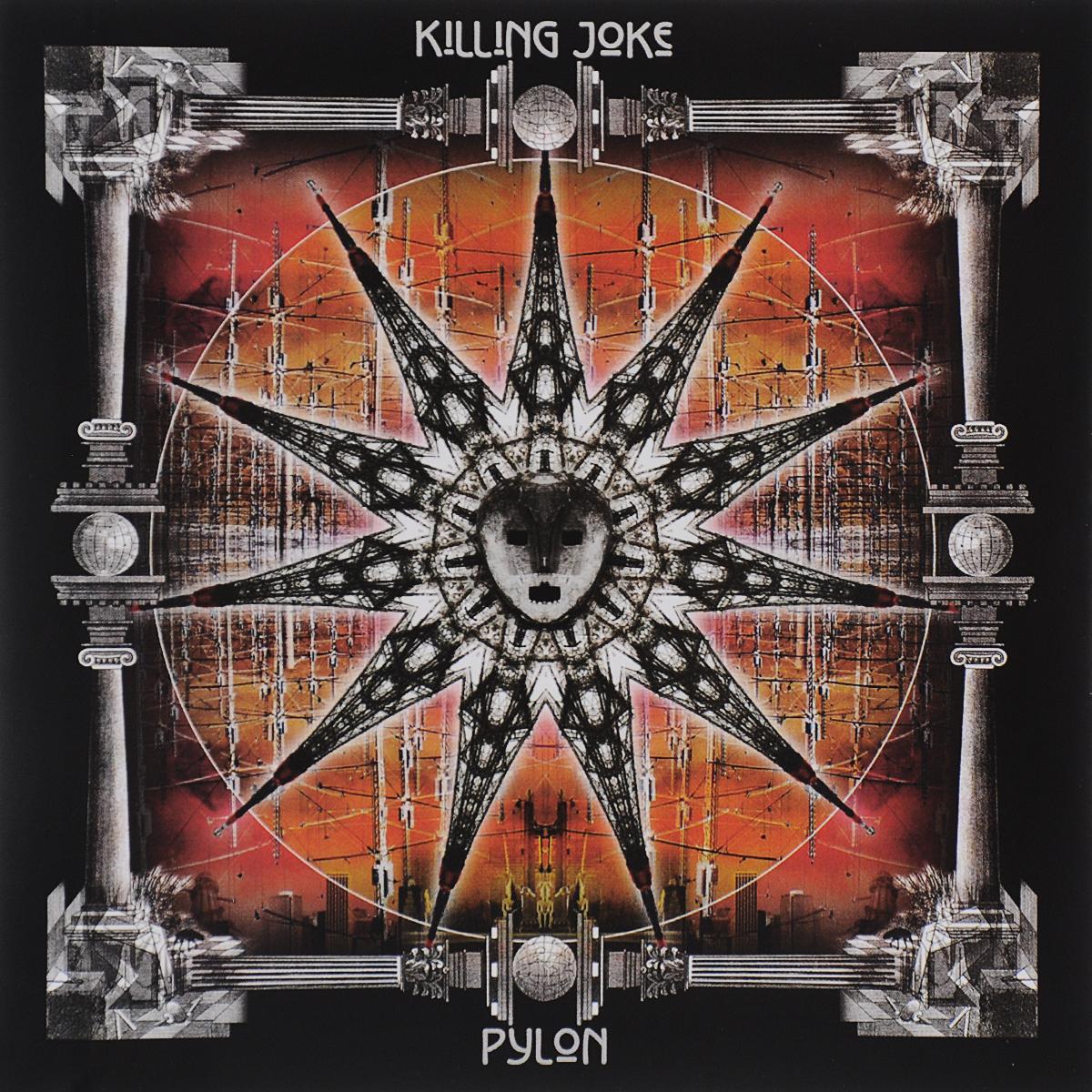 Killing Joke Killing Joke. Pylon футболка классическая printio killing joke pylon