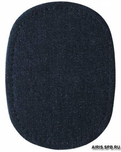 Заплатка термоклеевая Prym, цвет: темно-синий комплект верхней одежды для мальчика huppa dante 1 цвет синий темно синий 41930130 82735 размер 104