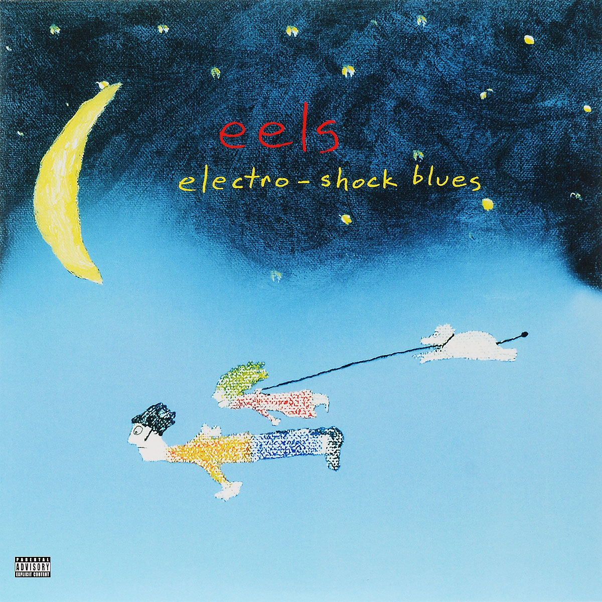 Eels Eels. Electro-Shock Blues (2 LP) eels manchester