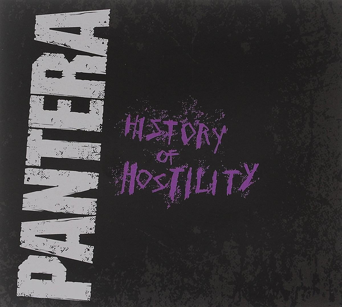 Pantera Pantera. History Of Hostility pantera pantera the great southern trendkill 2 lp 180 gr