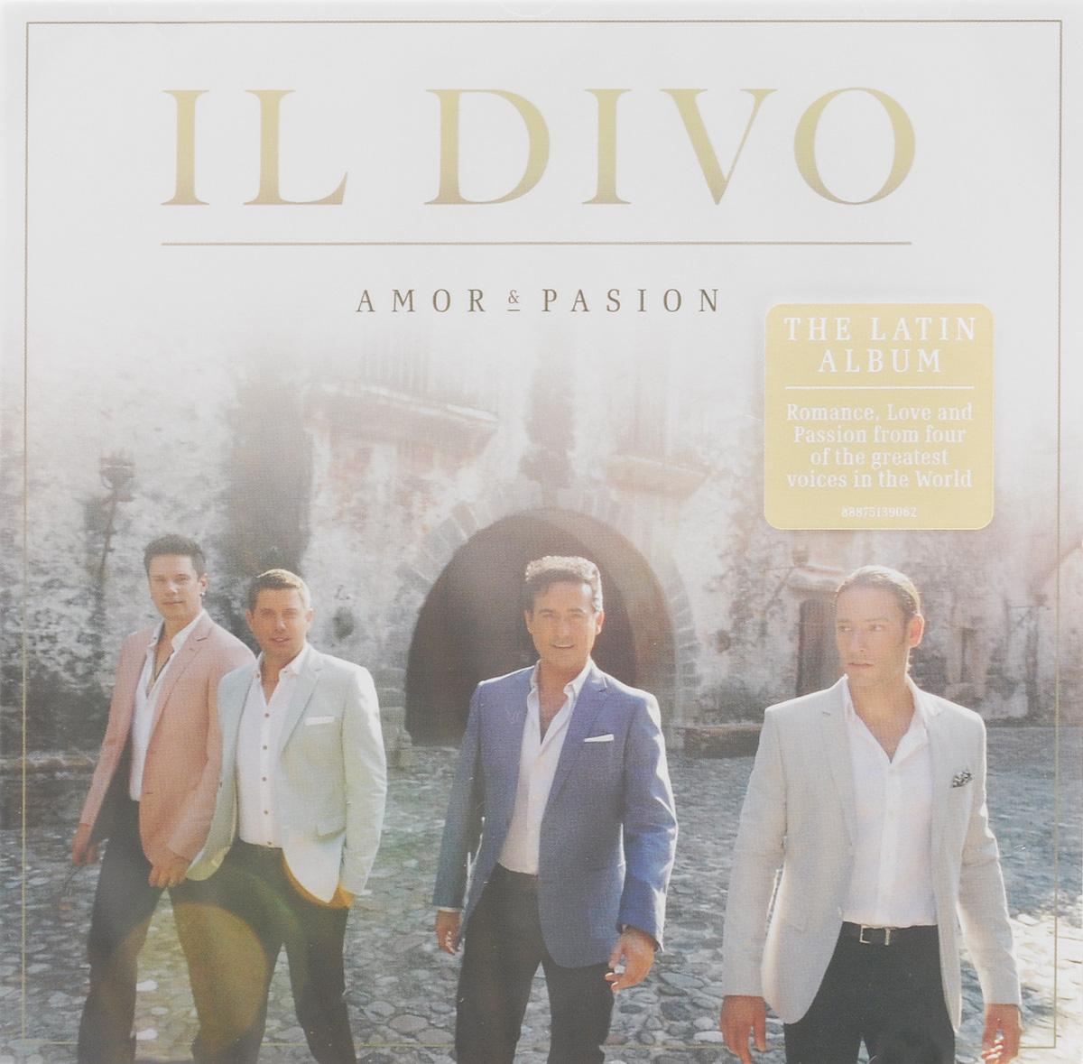 Il Divo Il Divo. Amor & Pasion il divo il divo a musical affair live in japan cd dvd