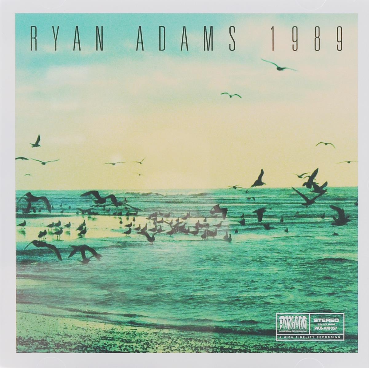 Райан Адамс Ryan Adams. 1989 райан адамс ryan adams 1989