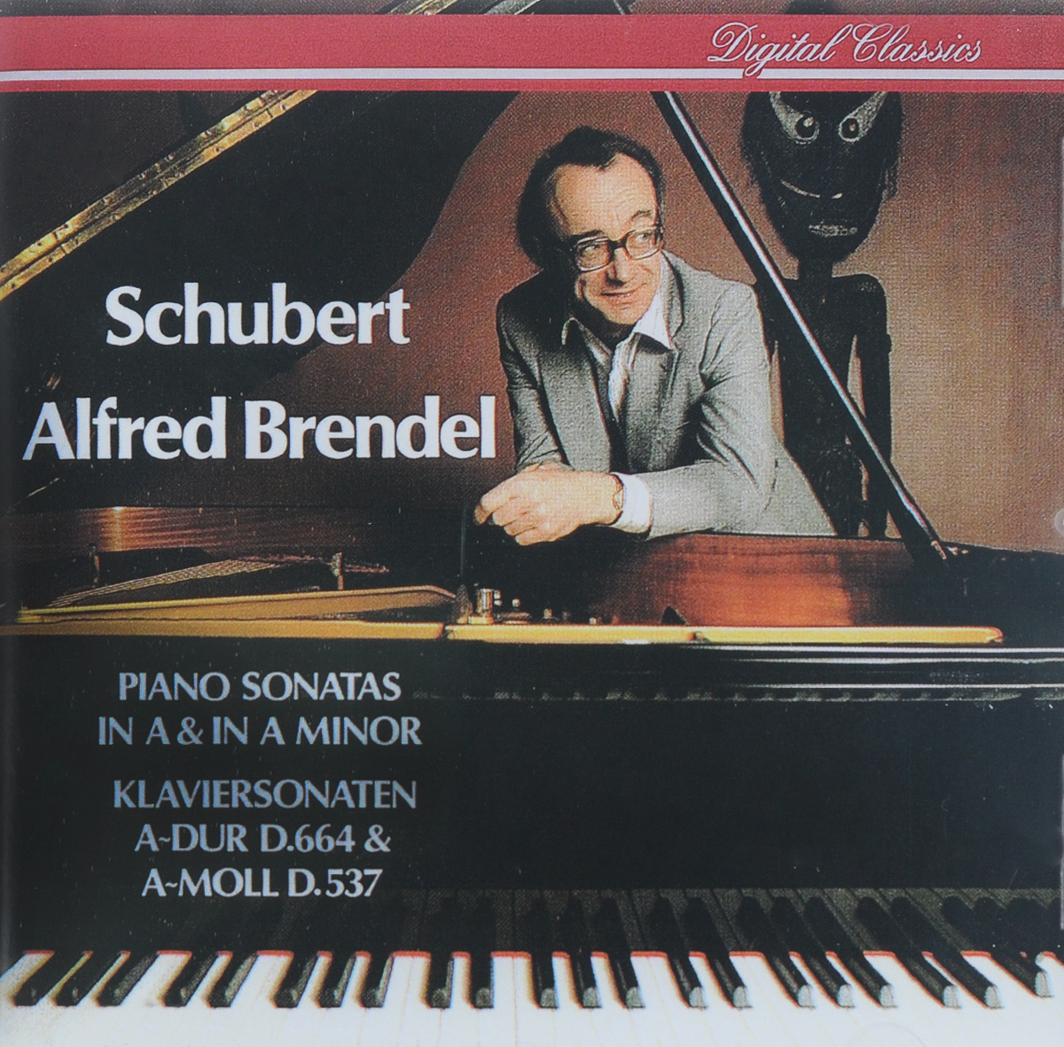 Альфред Брендель Alfred Brendel. Schubert. Piano Sonatas In A & In A Minor альфред брендель alfred brendel schubert complete impromptus