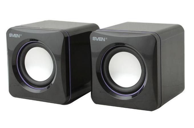 Sven 315, Black акустическая система 2.0
