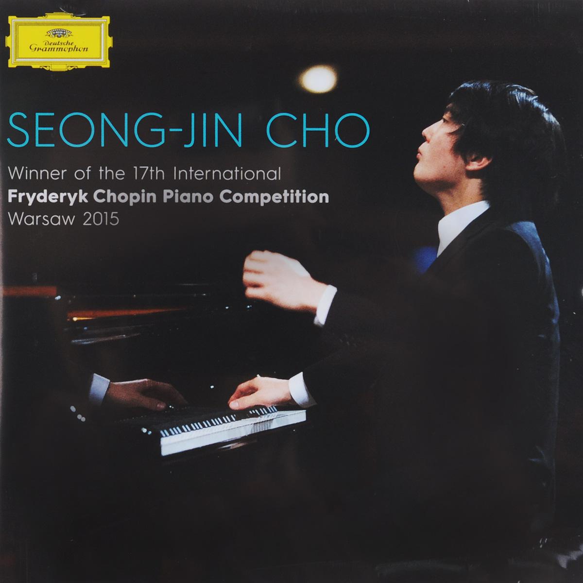 Сон Чжин Чо Seong-Jin Cho. Chopin. Winner of 17th International Chopin Piano Competition Warsaw 2015. Live chopin chopincho seong jin piano concerto no 1 ballades 2 lp