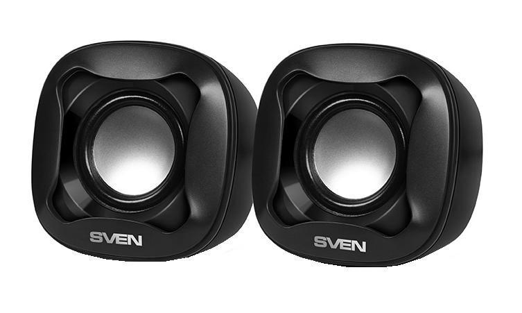 Акустическая система Sven 170, Black 2.0 цена