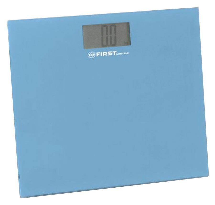 Напольные весы First FA-8015-2-BL весы напольные sakura sa 5000 6