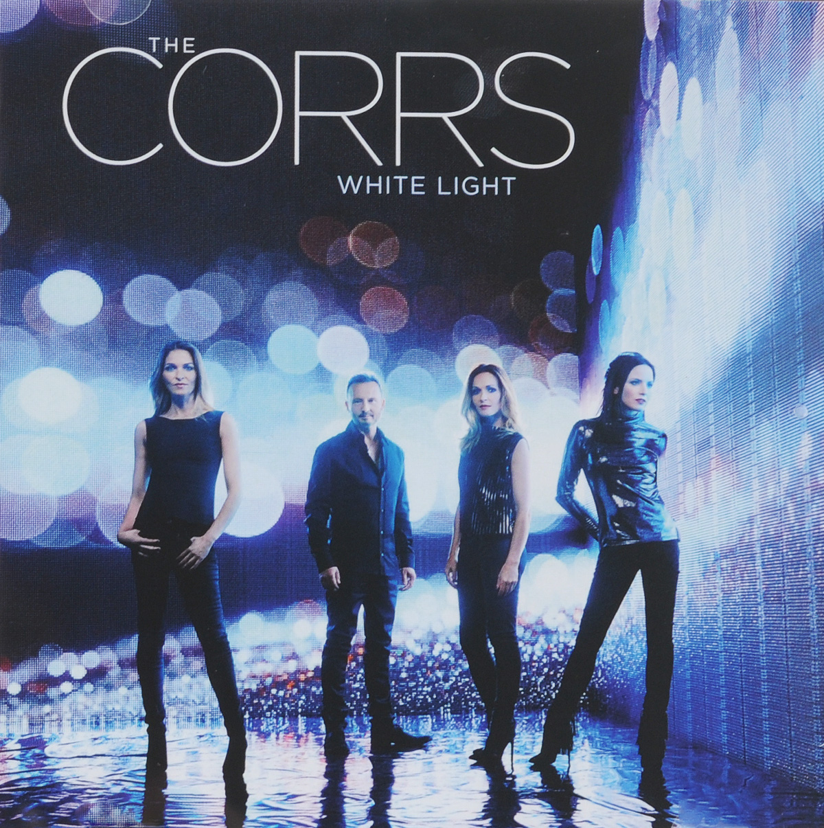 The Corrs The Corrs. White Light cd the corrs best of