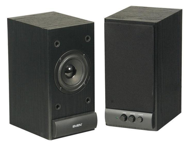Sven SPS-609, Black акустическая система 2.0