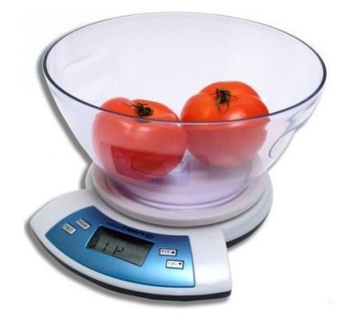 Кухонные весы First FA-6406-WI кухонные весы saturn st ks7235 white
