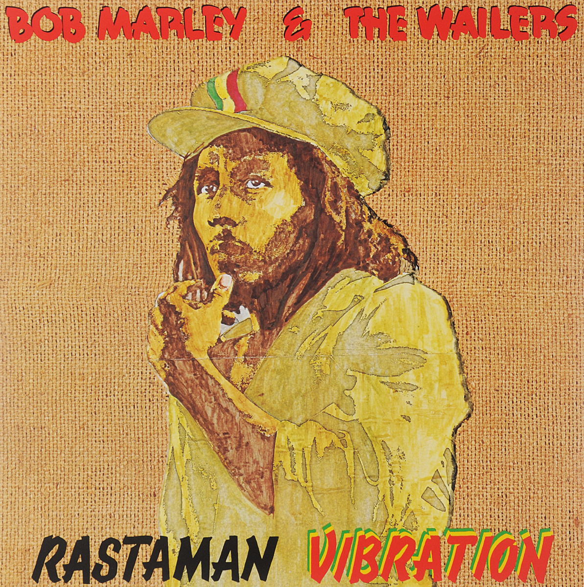 лучшая цена Боб Марли Bob Marley & The Wailers. Rastaman Vibration (LP)
