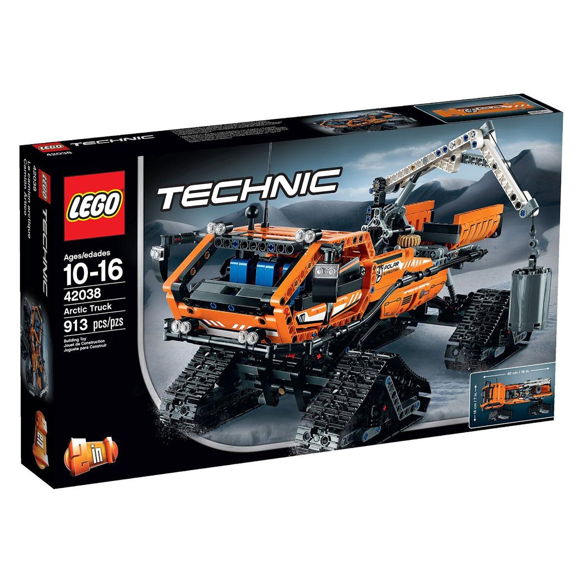 LEGO Technic Конструктор Арктический вездеход 42038