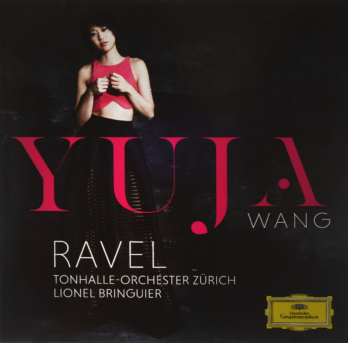 Ван Юйцзя,Tonhalle-Orchester Zurich,Лионель Бренгье Yuja Wang. Ravel