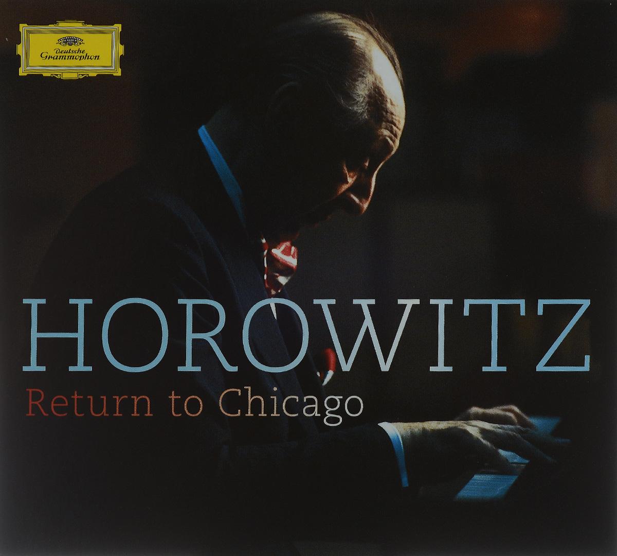 Владимир Горовитц Horowitz. Return To Chicago (2 CD) superman vol 2 return to glory