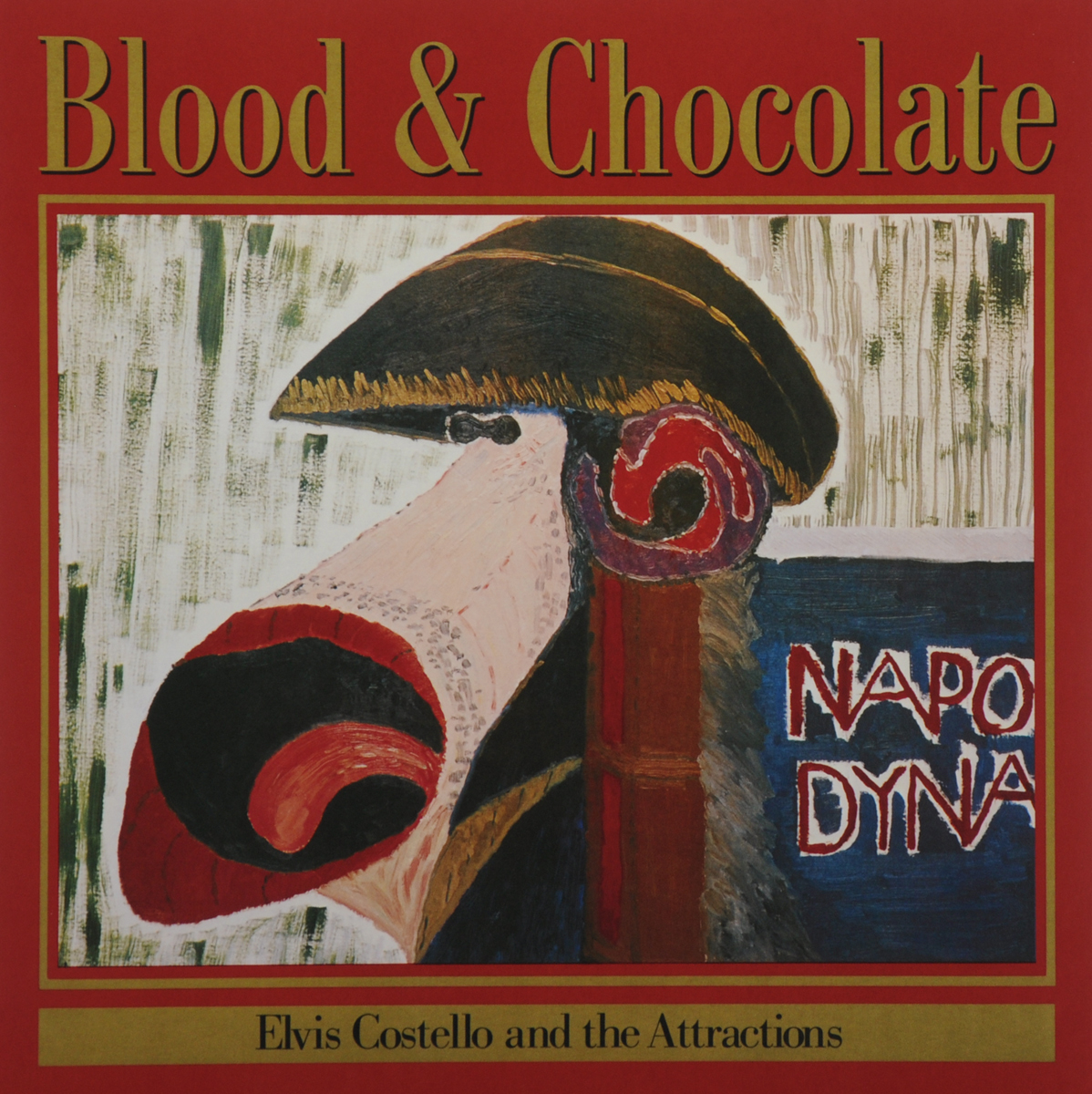 Элвис Костелло,The Attractions Elvis Costello And The Attractions. Blood & Chocolate (LP) original new innolux 5 6 inch at056tn53 v 1 lcd screen with touch
