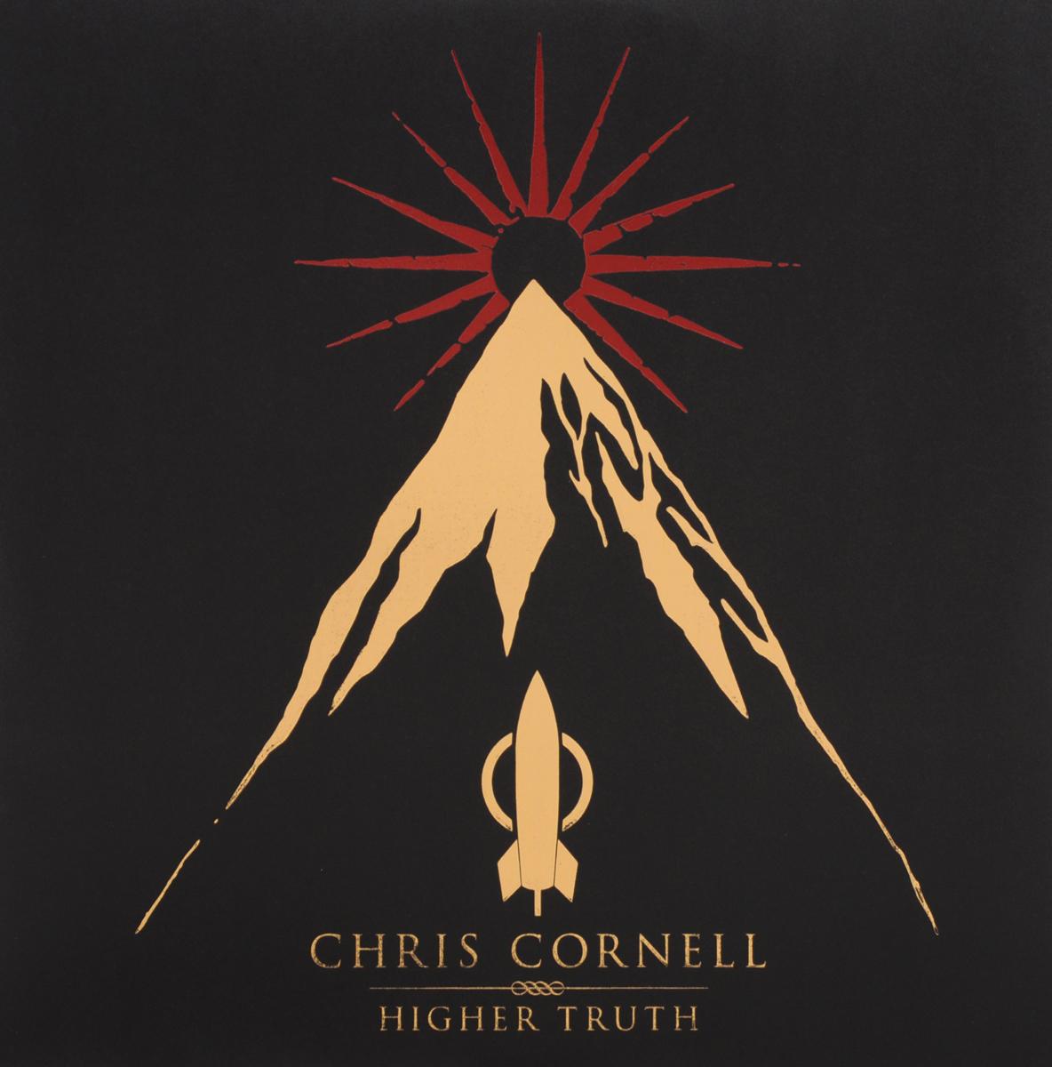 Крис Корнелл Chris Cornell. Higher Truth (2 LP) цена в Москве и Питере