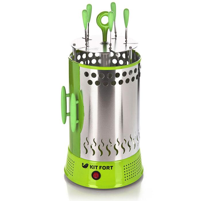 Электрошашлычница Kitfort KT-1402 все цены