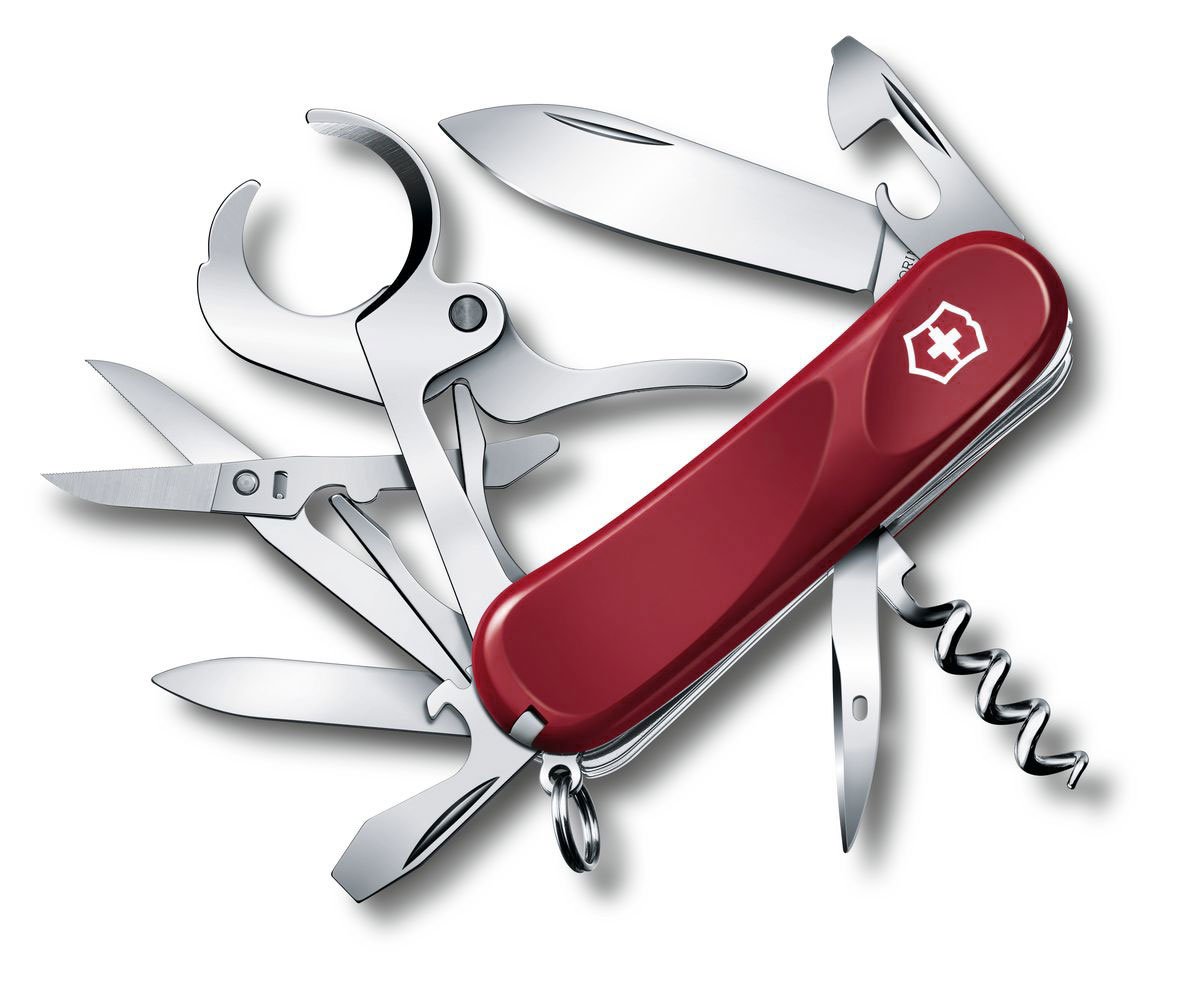 """Нож перочинный Victorinox """"Cigar"""", цвет: красный, 15 функций, 8,5 см"""
