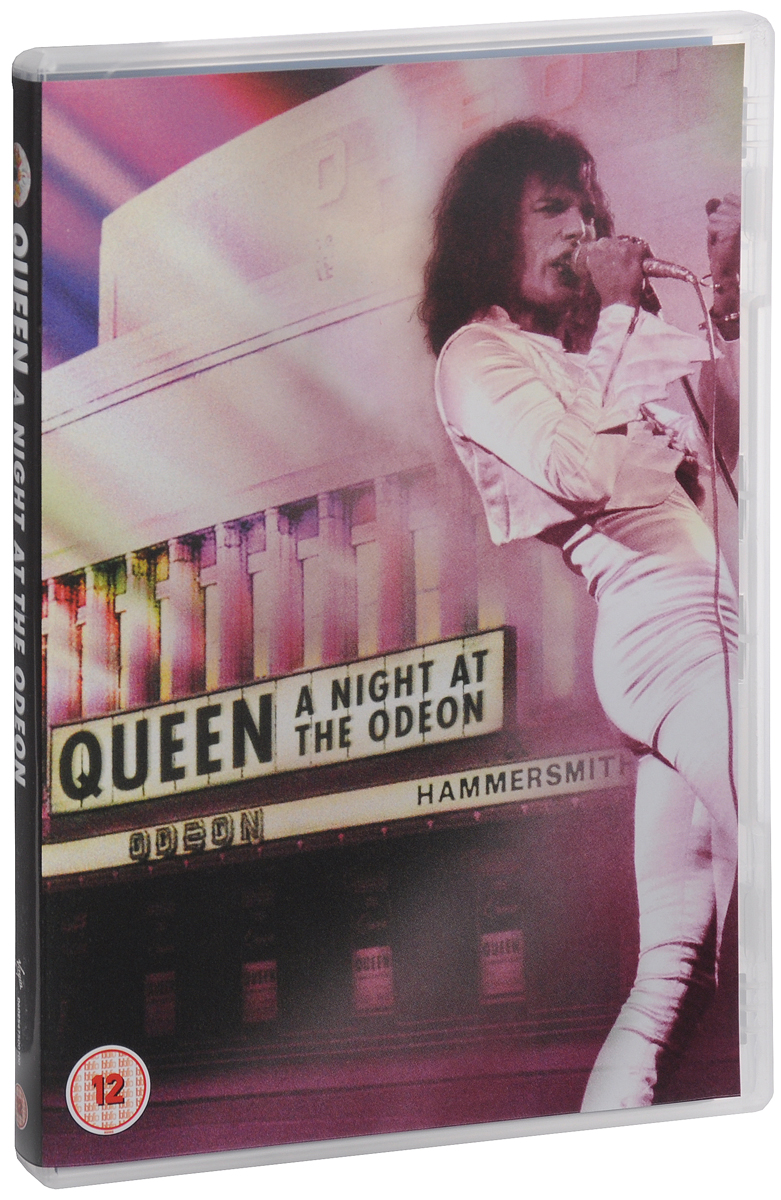 Queen: A Night At The Odeon whitesnake live in the still of the night
