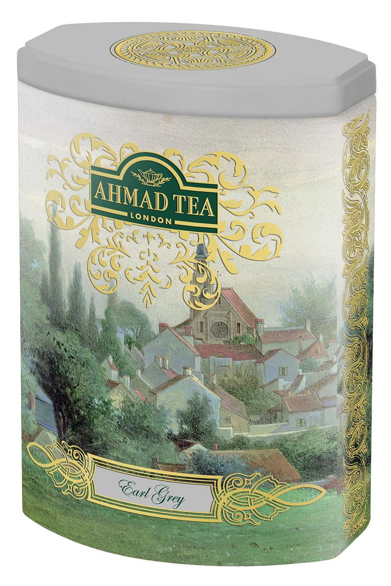 Ahmad Tea Earl Grey черный листовой чай, 100 г (ж/б) цена