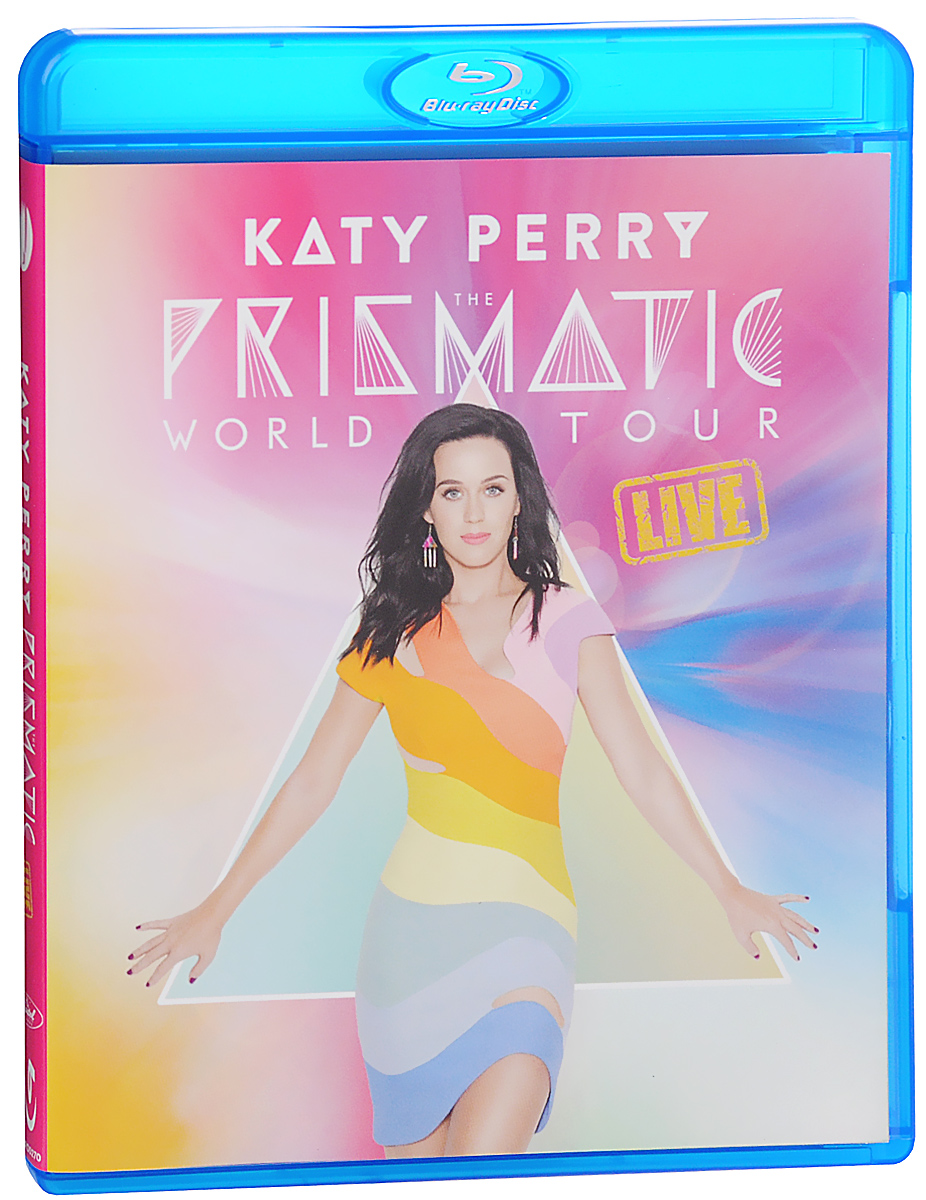 Katy Perry: The Prismatic World Tour Live (Blu-ray)