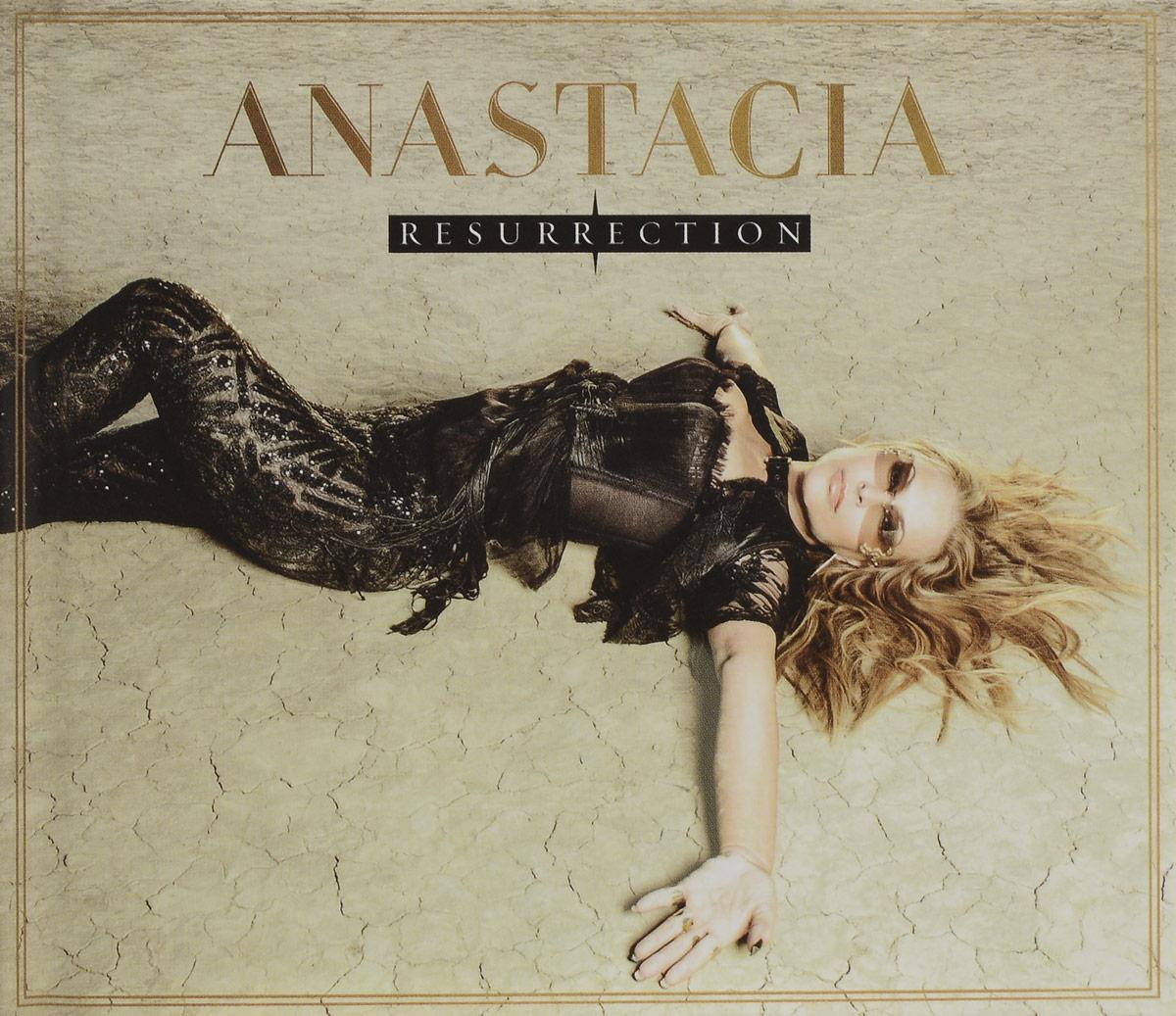 Анастасия Азеведо Anastacia. Resurrection (2 CD) цена