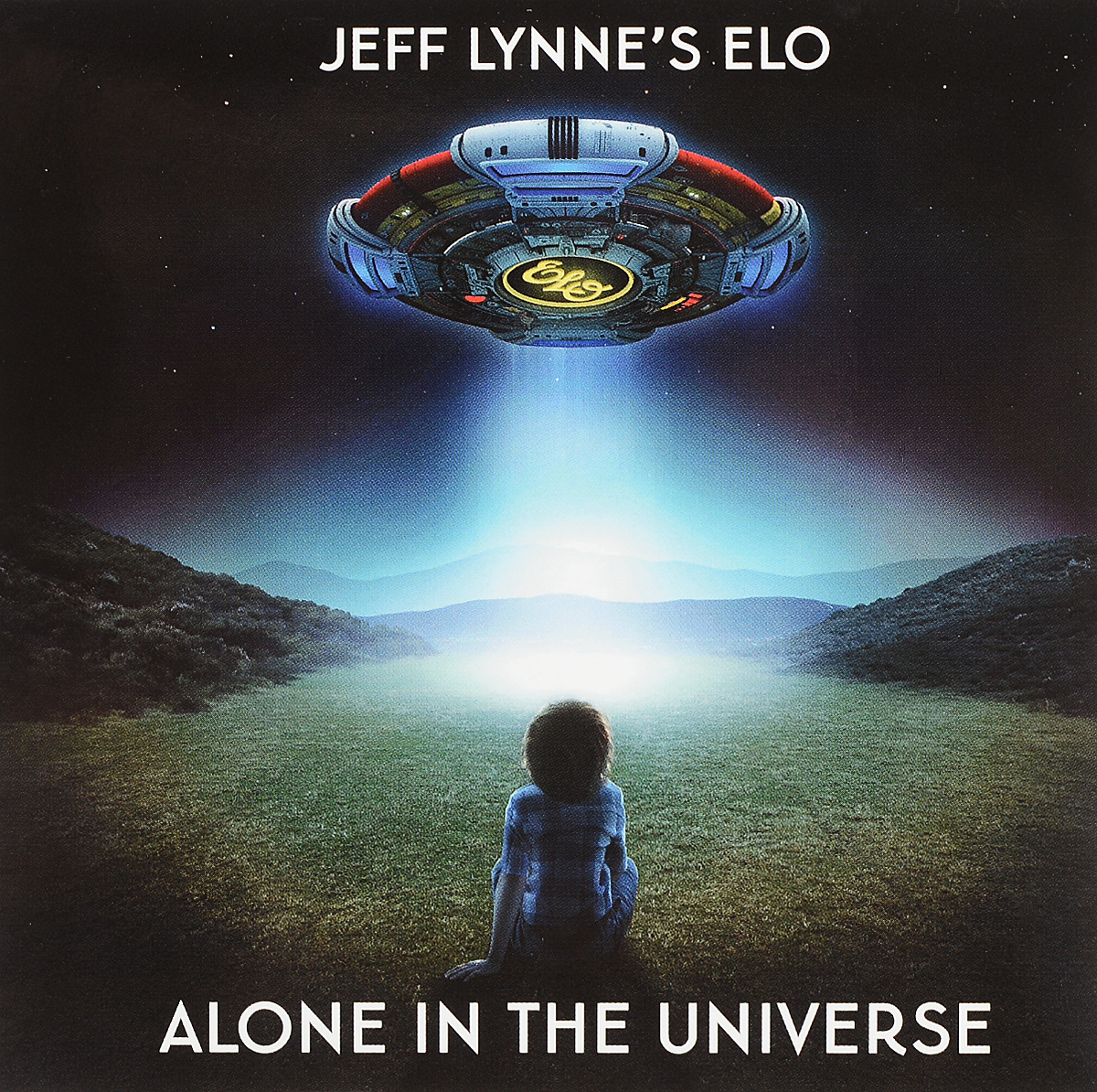 Electric Light Orchestra Jeff Lynne's Elo. Alone In The Universe electric light orchestra electric light orchestra jeff lynne s elo alone in the universe