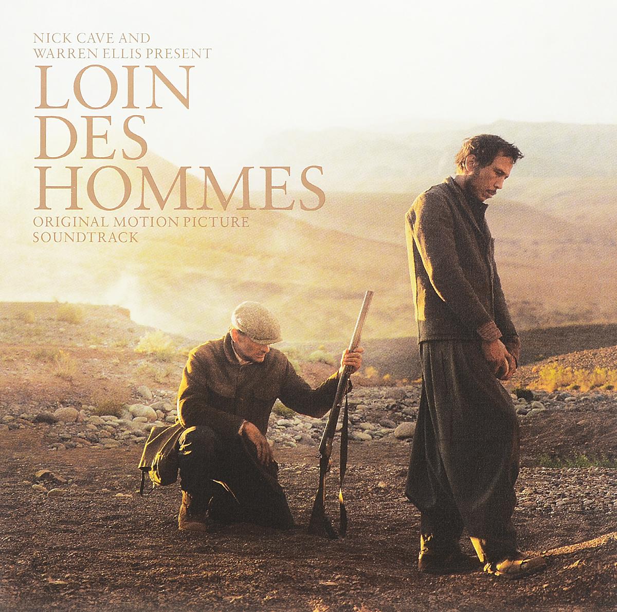 Ник Кейв,Уоррен Эллис Nick Cave and Warren Ellis. Loin Des Hommes. Original Motion Picture Soundtrack виниловая пластинка nick cave ellis warren kings ost