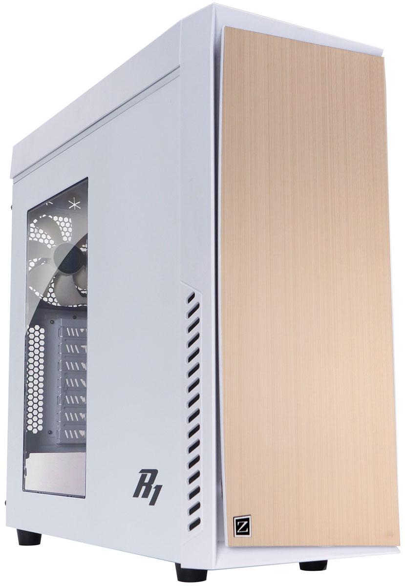 Zalman R1, White компьютерный корпус
