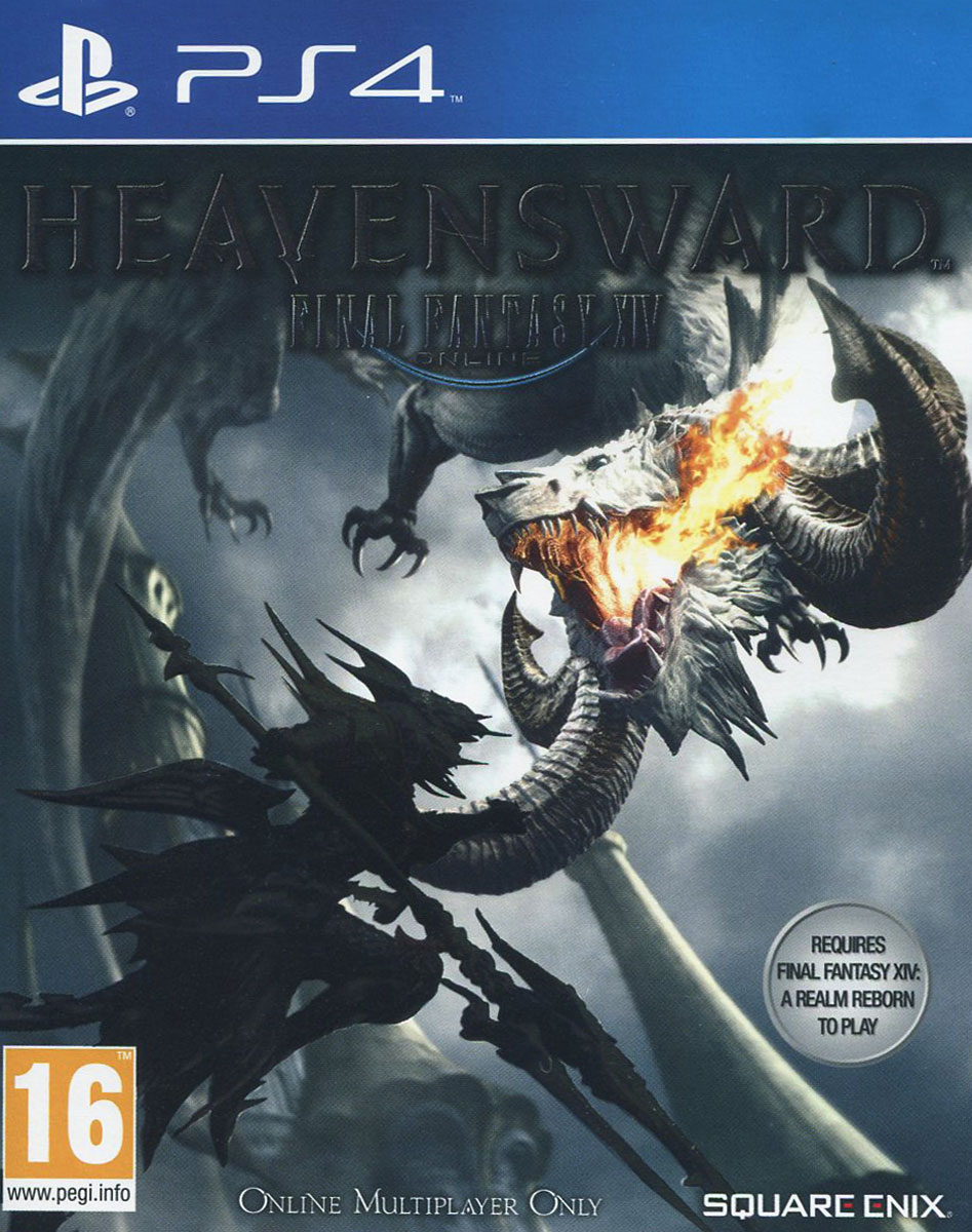 Final Fantasy XIV: Heavensward (PS4) final fantasy xii the zodiac age ограниченное издание steelbook ps4