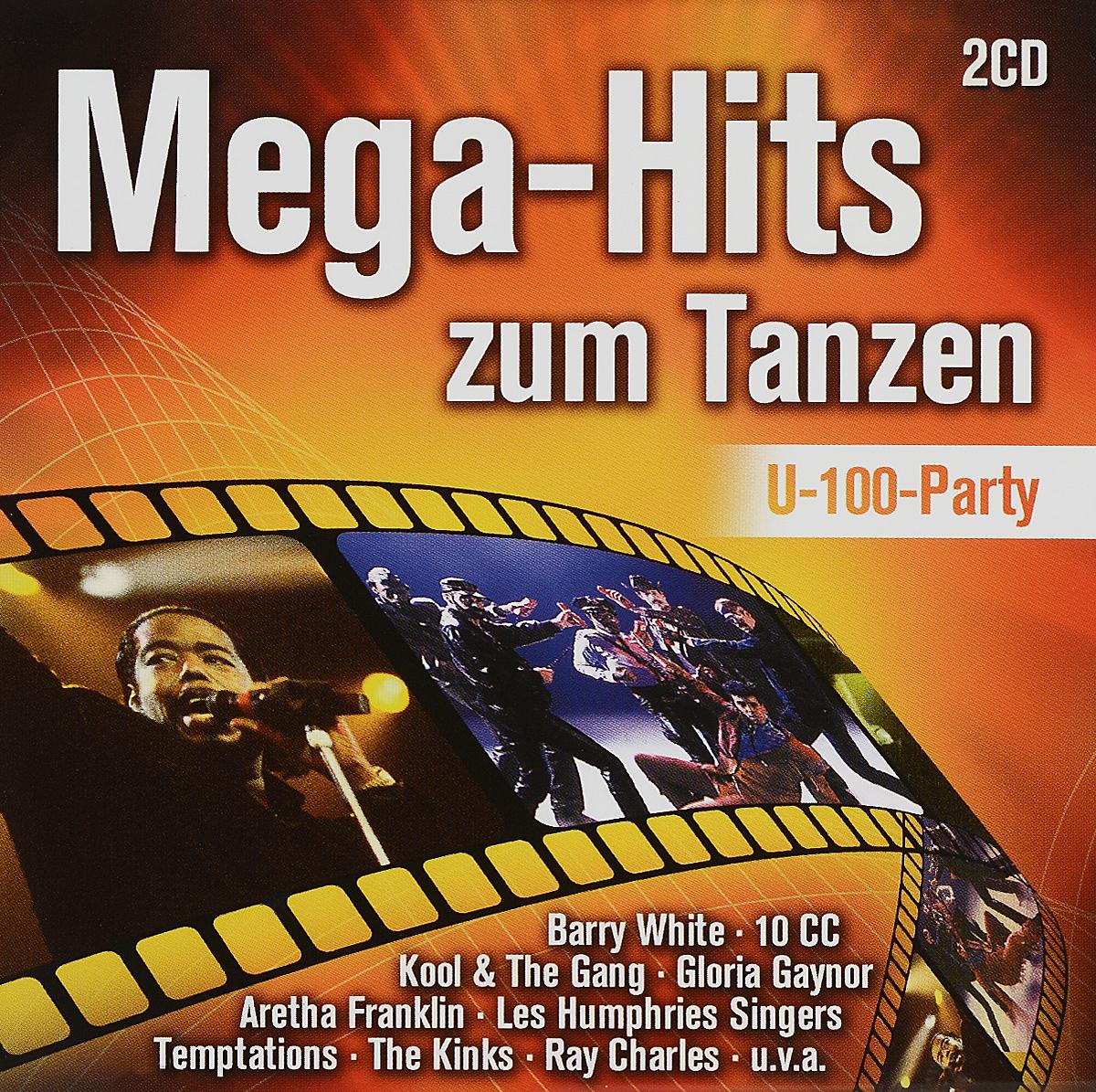 Mega-Hits Zum Tanzen (2 CD)